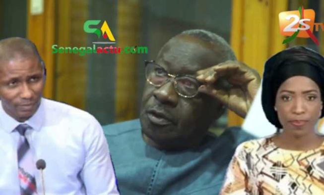 Document : Voici pourquoi Cheikh Diaby a démissionné de la 2S TV !