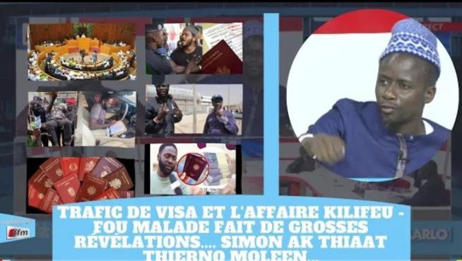 Trafic de visa et l'affaire Kilifeu - Fou Malade fait de grosses révélations