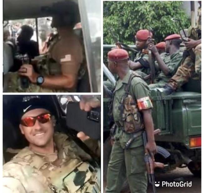 Coup d'état en Guinée : Le New York Times dévoile comment des soldats américains ont participé à la chute de Alpha Condé