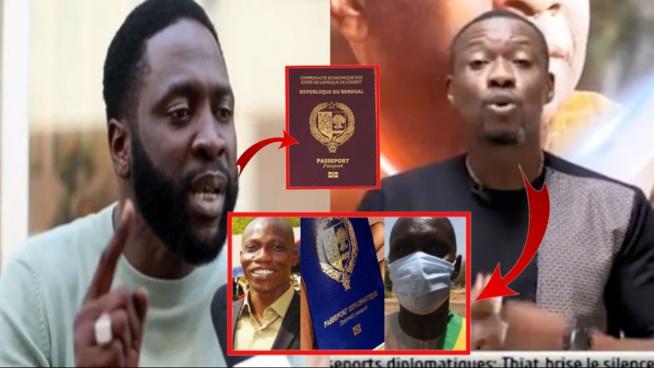 JOURNAL PEOPLE LERAL TV: Les révélations de Tange Tandian sur le trafic de faux visas et passeport diplomatique, kilifeu et les députés M. Sall et B. Biaye