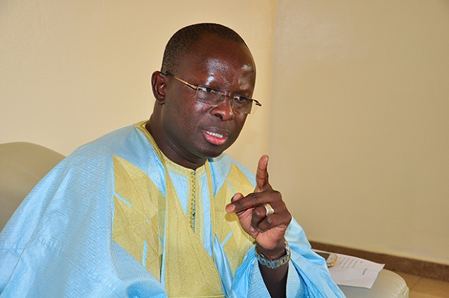 Charge de Modou Diagne Fada: « L'opposition n'existe qu'à travers les médias, les réseaux sociaux… »