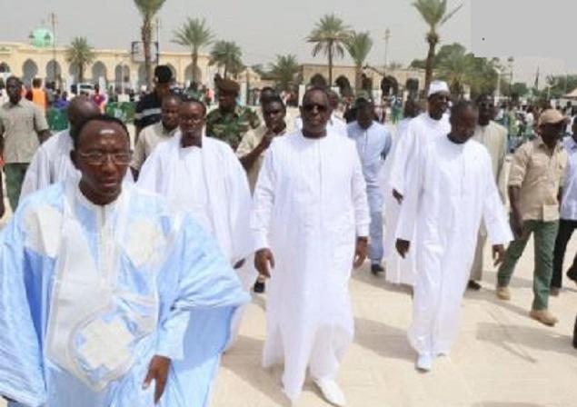 Pré magal: Macky annoncé à Touba Samedi pour inaugurer le nouvel hôpital