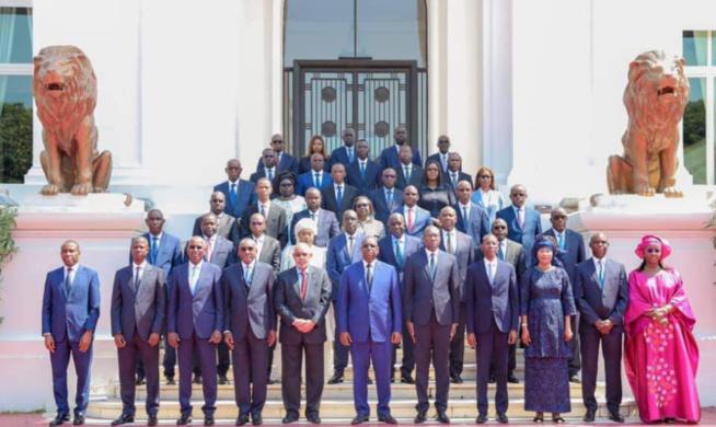Conseil des Ministres de ce mercredi 15 Septembre 2021