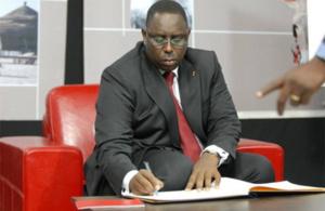 PROJET DE BUDGET DE 2014 - Macky Sall évalue les besoins du Sénégal à 2 287 milliards FCfa