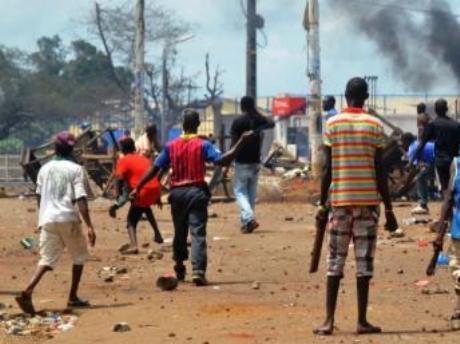 Guinée : chasse à l'homme ce lundi, un gendarme tué à Conakry