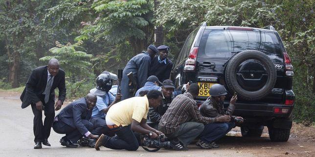 """A Nairobi, """"cache-cache"""" entre les Chabab et l'armée"""