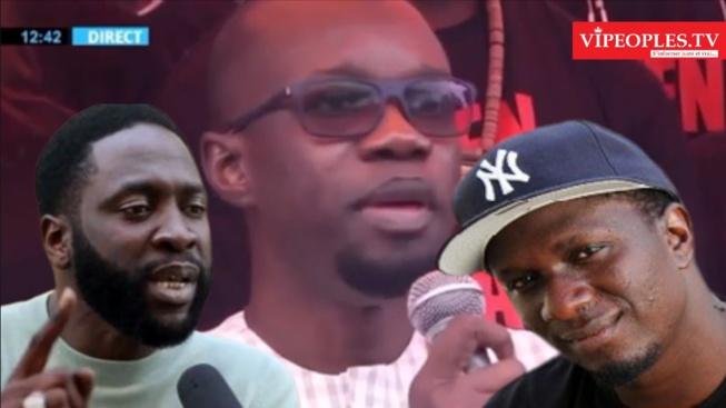 """Les graves révélations de Sonko: """"ce que Serigne Bassirou Gueye a dit à Kilifeu avant les événements de mars"""""""