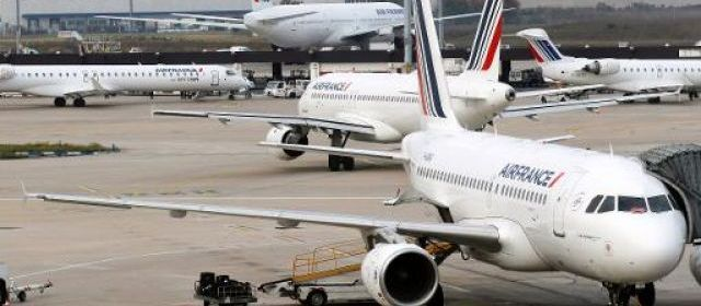 FRANCE- ALERTE: 50 kilos d'or en lingots volés dans un vol d'Air France