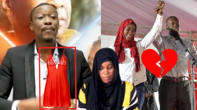 "JOURNAL PEOPLE LERALTV: Les révélations de Tange Tandian: "" l'affaire Adji Sarr, la niarel de Sonko, Anna Diamanka, a claqué"