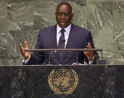 Assemblée générale des Nations Unies: Macky Sall quitte Dakar, ce lundi