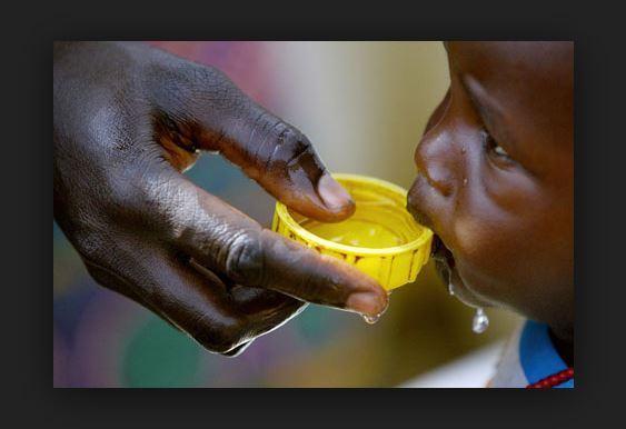 ALERTE PENURIE D'EAU : Le manque d'eau risque de durer encore un mois