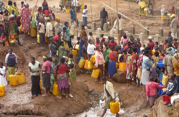 La pénurie d'eau pourrait être ''une sanction divine'', selon un imam