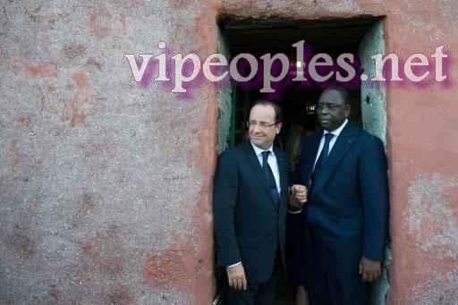 Deux présidents, une histoire...
