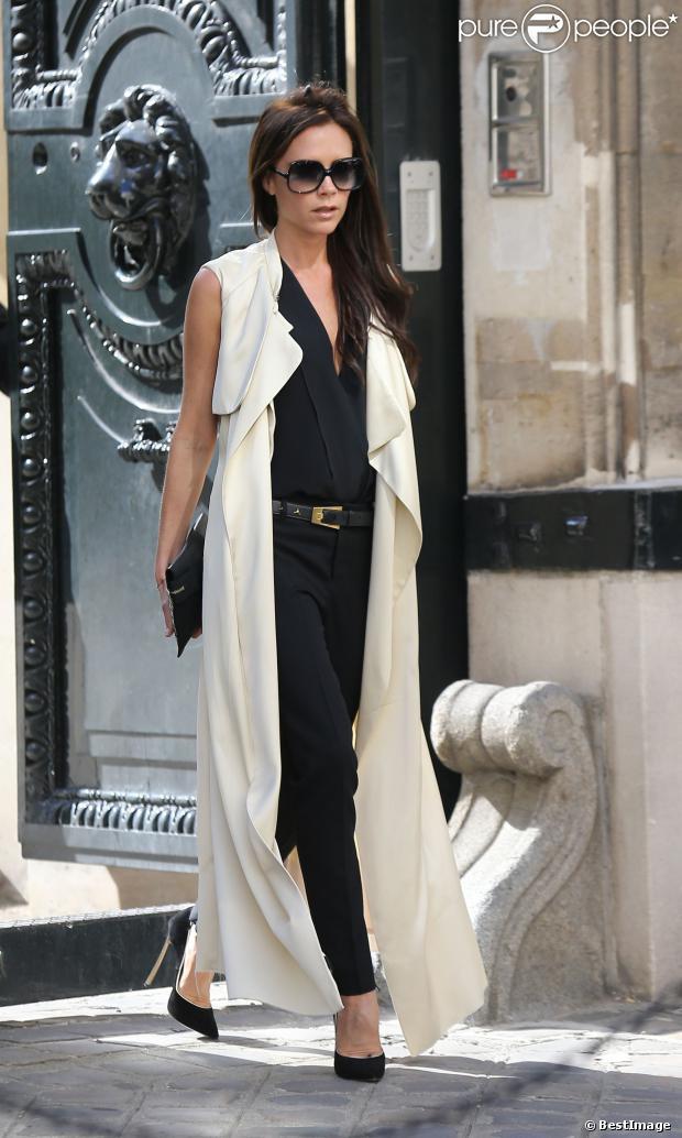 Look de la Semaine : Kim Kardashian et Victoria Beckham, stylées de L.A. à Paris