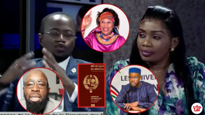 Cité dans l'affaire des passeports diplomatiques: Abdou MBOW cogne Ousmane Sonko et révèle...