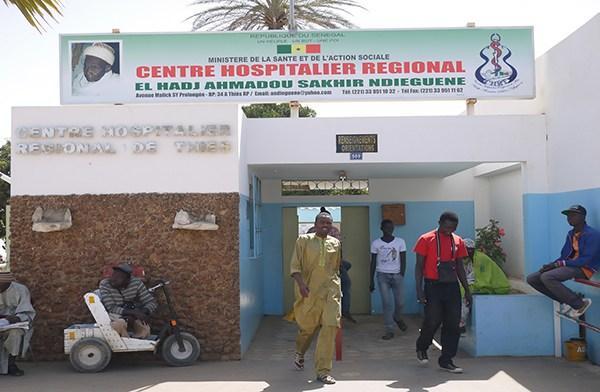 Hôpital de Thiès: 75 agents de santé en grève réclament 5 mois de salaire