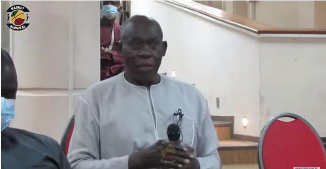 Décès de Cheikh Mbacké Diop, international de Basket: L'ex-président de la FSBB attristé, présente ses condoléances