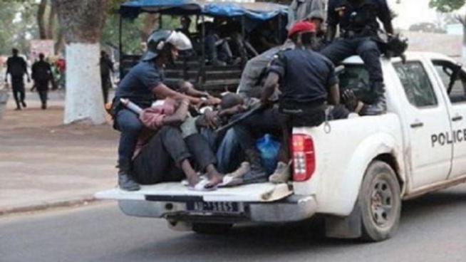 Interpellations au Magal 2021: 1179 personnes arrêtées par la police, dont 387 déférées au parquet