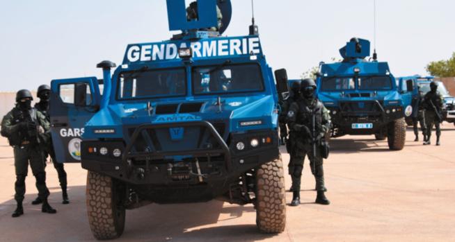 Sécurité des frontières sénégalaises: Près de 300 gendarmes formés depuis 2017