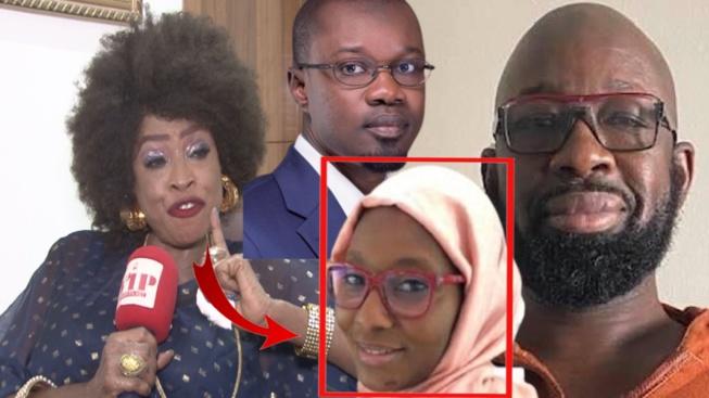 "KAWTEF: Coura Macky déshabille l'escroc Tounkara et villipende son épouse Awa Ndao ""THIAGA LA"""
