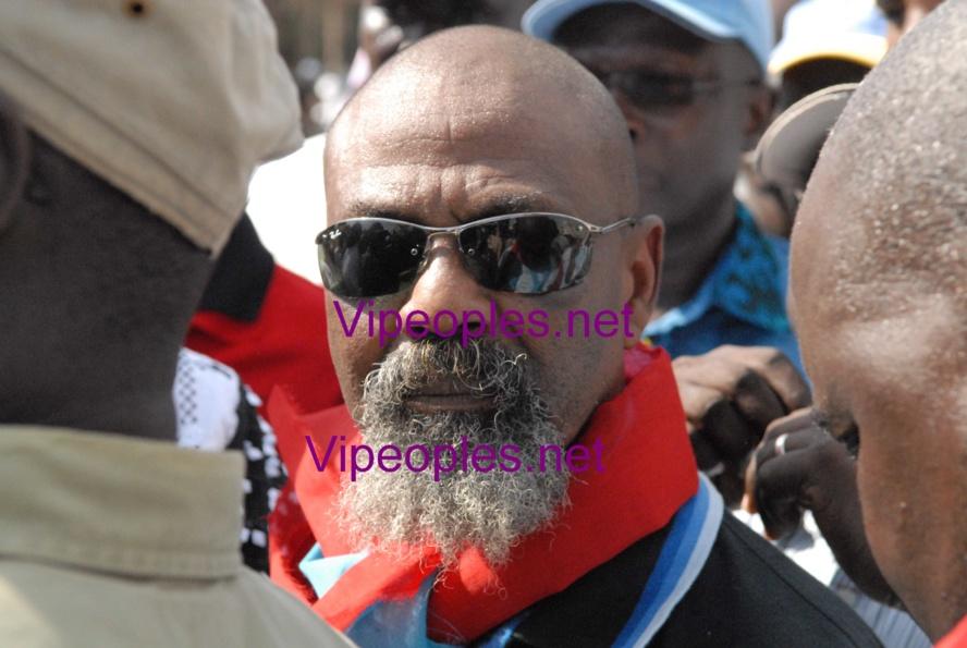 [ IMAGE POLITIQUE] Papa Samba MBOUP, l'ex directeur de cabinet du Président Adoulaye Wade