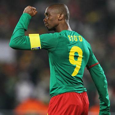 Cameroun: Eto'o est de retour en sélection...