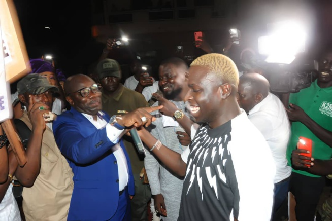 Elections locales: Investiture d'Ahmed Aidara, candidat à la Mairie de Guédiawaye