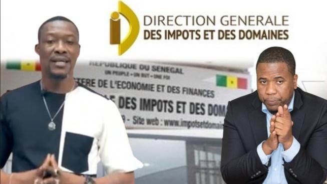JOURNAL PEOPLE LERAL TV:URGENT: Tange fait de nouvelles révélations sur Bougane Guéye et le redressement fiscal sur ses comptes bloqués