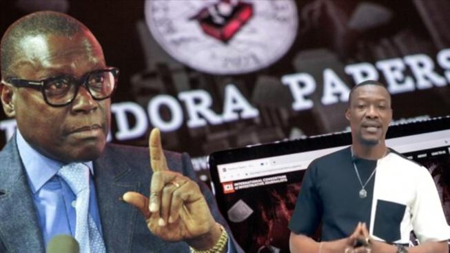 JOURNAL PEOPLE: URGENT: Les révélations de TANGE sur Atépa Goudiaby épinglé par les Pandoras Papers et d'autres entreprises Sénégalaises de fraude fiscale