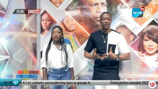 URGENT: TANGE TANDIAN reçoit Mbegué de Sen P'tit Ngallé sur son 1er single et corrige Dieyna Baldé
