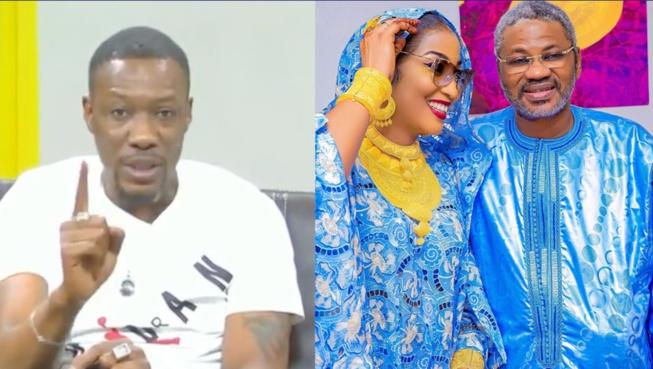 URGENT:Les révélations fracassantes de TANGE sur Adja Ngoye mme Askia ci gamou gui so amé robe en or