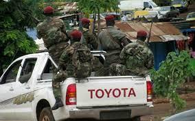 Guinée : Descente musclée des militaires de la junte dans une radio, bilan deux blessés
