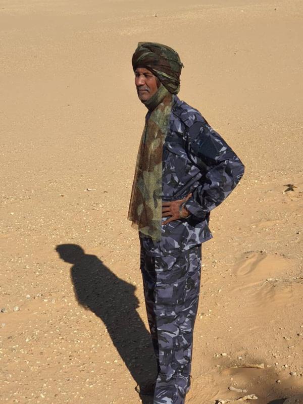 """Mahdi Mahamat, leader du FACT : """"La junte est imposée aux Tchadiens par la volonté de la France"""""""