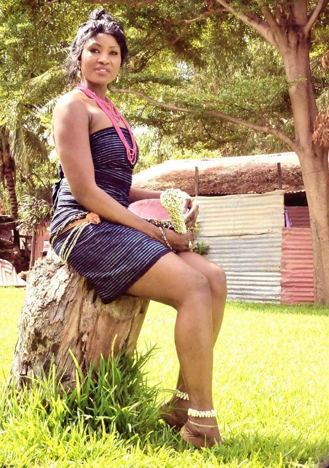 Binta Goudiay, la reine de la semaine