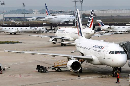 Un vol Air France assez particulier avec nos hommes politiques