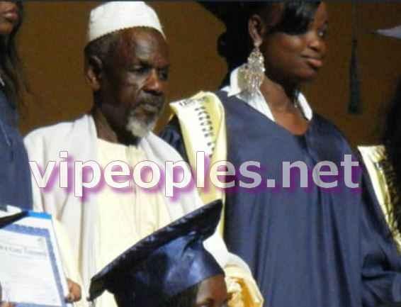 Voici Monsieur Timbo, le seul parent vivant de Macky Sall