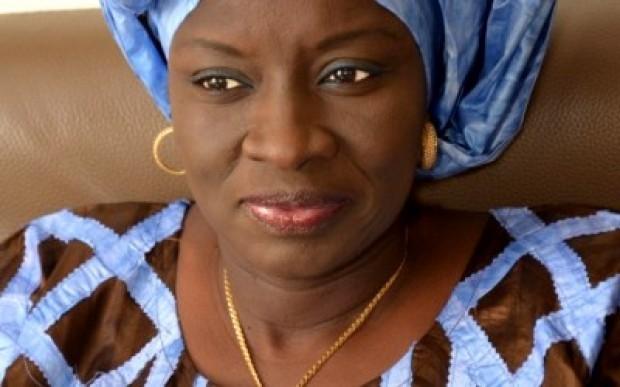Assemblée Nationale : Aminata Touré Est Arrivée
