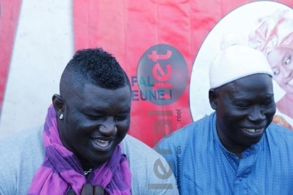 Balla Gaye 2 invité du Président Bissau guinéen