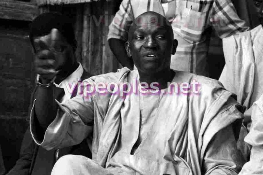 Abdoulaye Wade, Jadis…