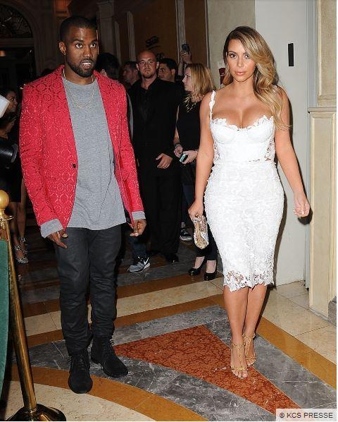 """PHOTOS - Kanye West : """"Avec Kim Kardashian, nous sommes plus influents que les Obama"""""""