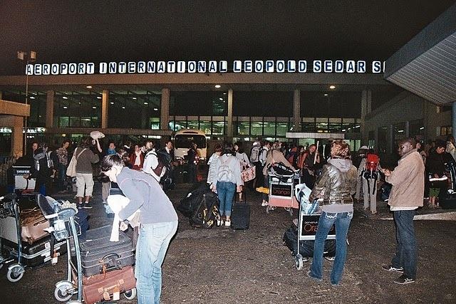 L'aéroport de Dakar sans électricité durant six tours d'horloge !