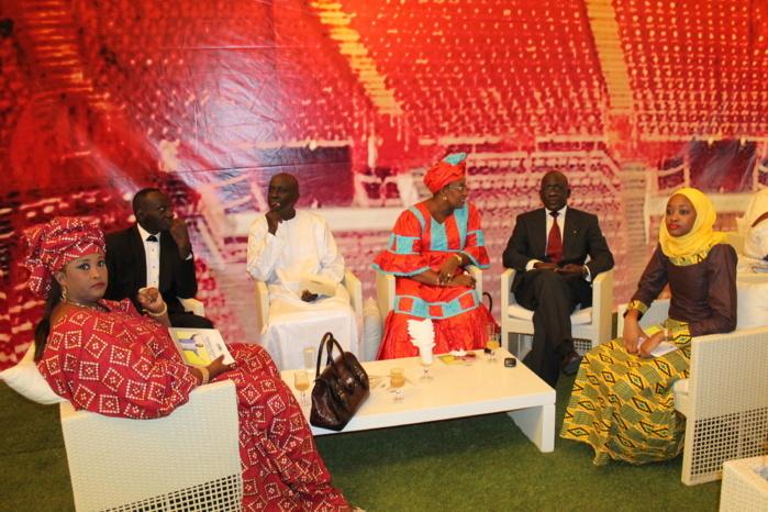 Les images du cocktail offert par Youssou Ndour à ses amis et partenaires au Grand Théâtre national
