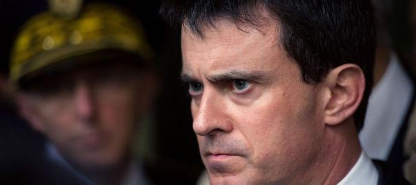 Une de Minute sur Taubira: Manuel Valls veut agir contre la diffusion de l'hebdomadaire