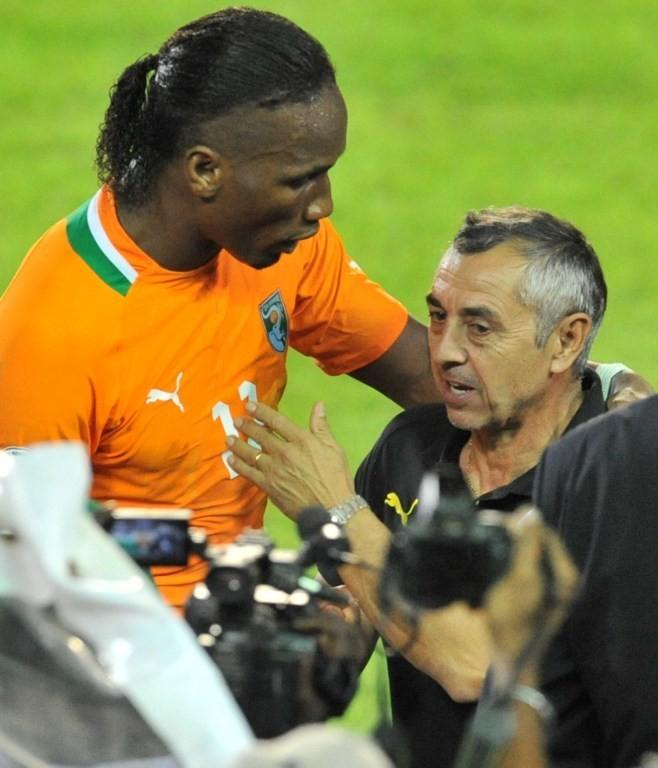 La CÔTE D'IVOIRE gagne