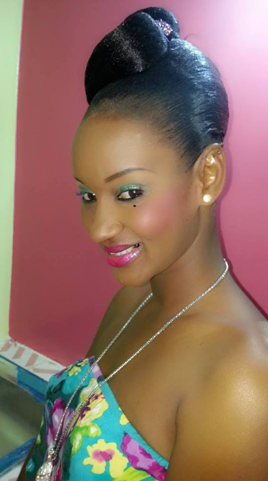 Le mannequin Khadija Diallo adopte une nouvelle coiffure qui concorde avec sa personnalité