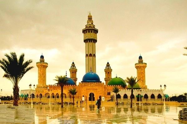 Les plus belles mosquées du Monde : le Sénégal TOUBA en 6ème position