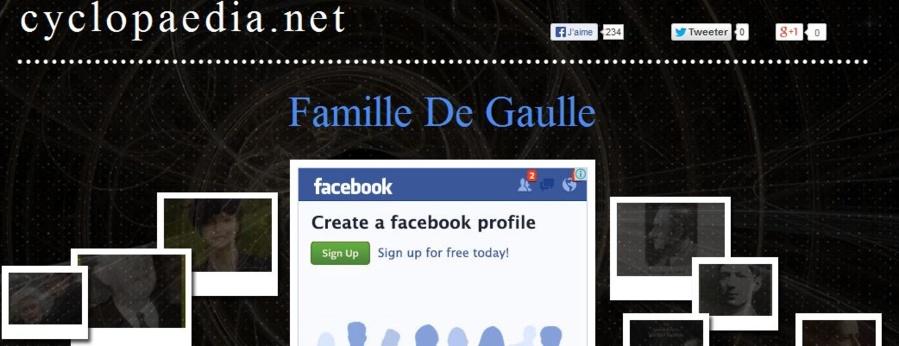 Fatou Sow De Gaulle, l'amie d'Oumou Provoc est officiellement reconnue comme faisant partie de la Famille De Gaulle par la France