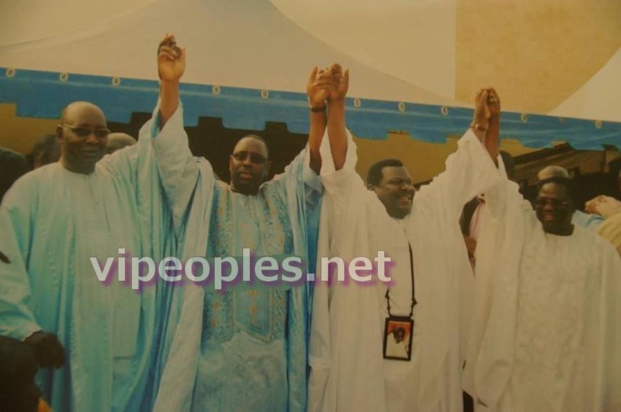 Macky Sall et Cheikh Bethio Thioune...