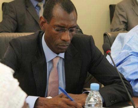 L'ASP ''ne fera pas la police'' à la place de la Police, dit Abdoulaye Daouda Diallo