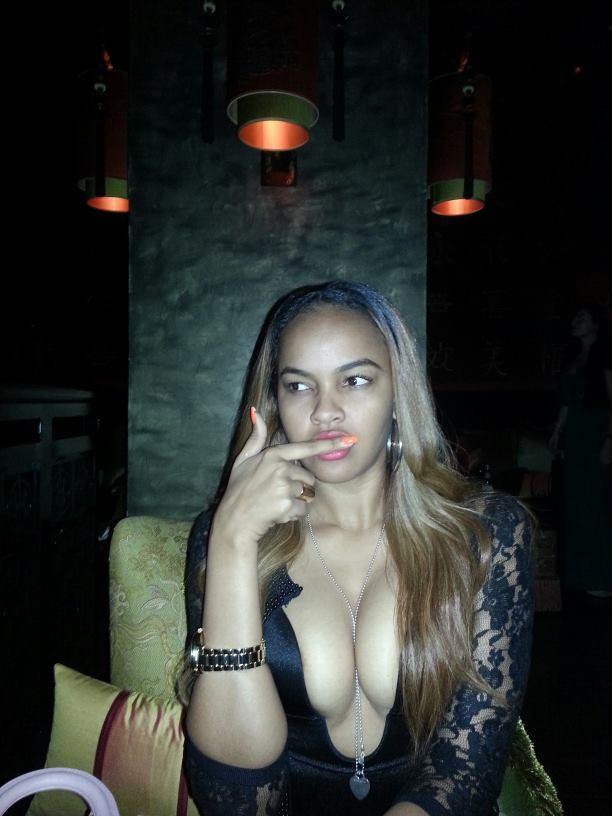 """Quand Karina Tavarez essaie de comprendre les hommes qui aiment les """" bitches"""""""